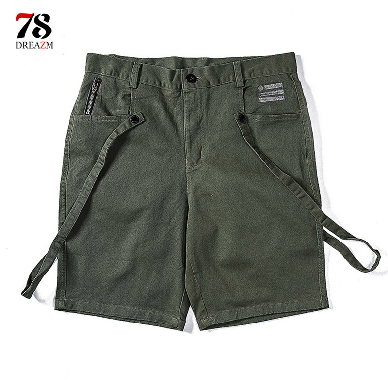 2018 New Summer Camouflage Cargo Shorts Men Loose Mens Military Trousers Size M-2XL Casual Man Short Pants