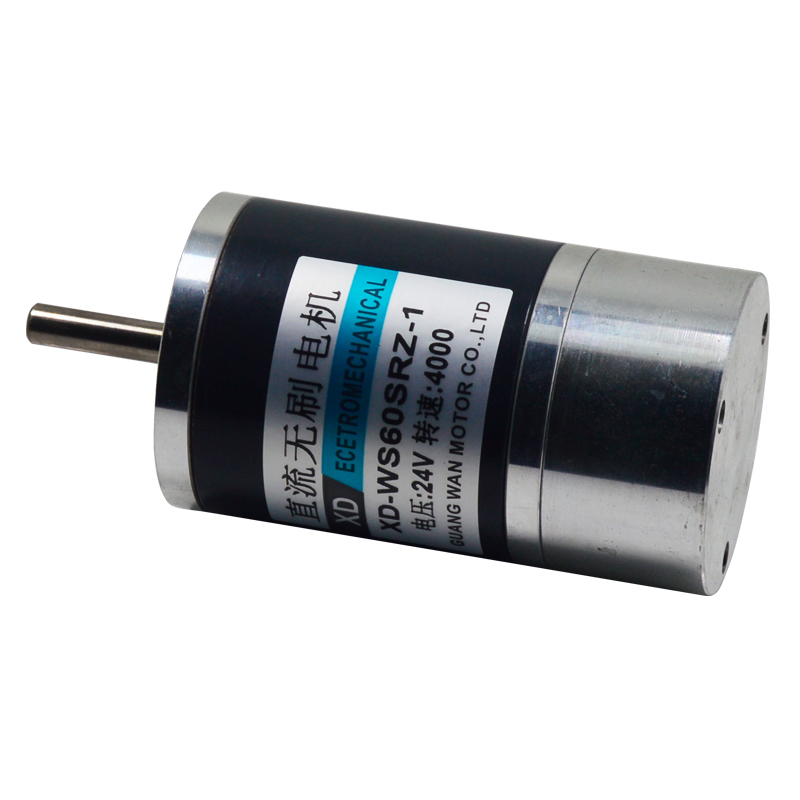 60SRZ Miniature 36W Permanent Magnet High Speed Large Torque Adjust Speed DC Motor Brushless motor цена