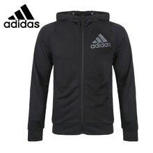 0c44acb0 Оригинальный Новое поступление 2017 Adidas премьер Толстовка Для мужчин  куртка с капюшоном Спортивная