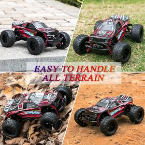 Image 4 - RC Car 1:20 4WD High Speed Off Road Remote Control Car 45km/h 2.4GHz All Terrain Radio Controlled Racing Monster Truck 1500mAh