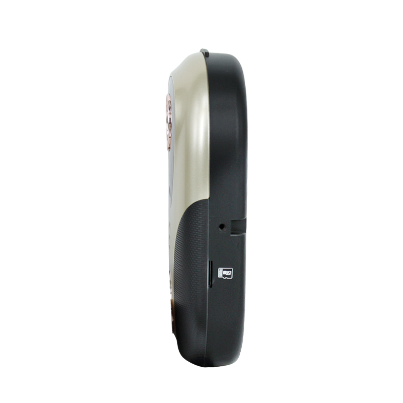 1 Set vidéo porte interphone caméra WiFi IP caméra sans fil alarme sonnette 163Eye HD visuel interphone WiFi porte cloche porte cctv caméra - 4