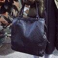 Женская сумка 2017 весна лето прилив Европейских и Американских ретро простые сумки женщины сумка большая емкость сумки кошелек