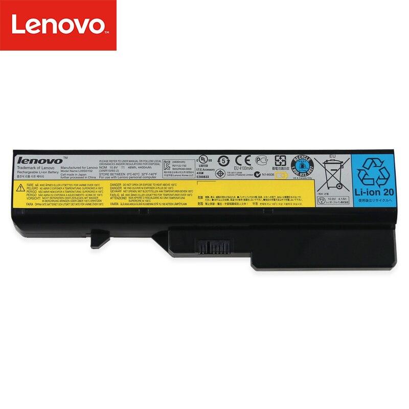 מקורי מחשב נייד סוללה עבור Lenovo G460 G465 G470 G475 G560 G565 G570 G575 G770 Z460 L09M6Y02 L10M6F21 L09S6Y02 L09L6Y02