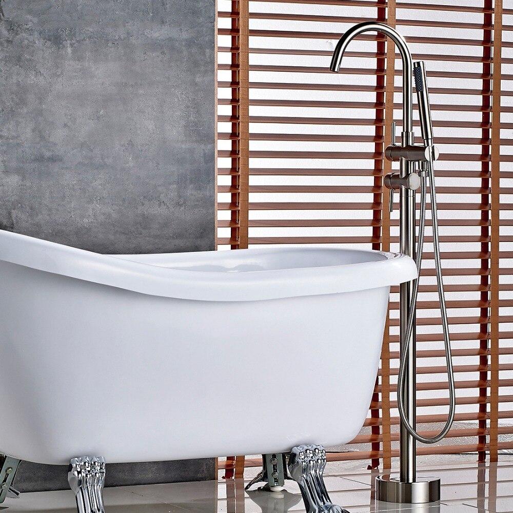 flg uns moderne freistehende badewanne wasserhahn badewanne