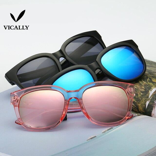 3353de6c588 Fashion Classic Women Square Polarized Sunglasses Men Brand Designer  Outdoor Mirror Sun Glasses UV400 Rays For Driving