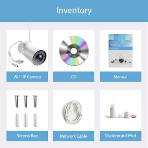 Image 5 - Drahtlose 1080P 2MP Mini PTZ IP Kamera WIFI Außen Onvif Audio P2P CCTV Sicherheit Wasserdichte Gewehrkugel Kamera Cam 2,7  13,5mm 5x Zoom