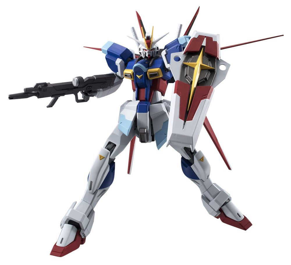 Esprits Force impulsion Gundam Mobile costume Gundam graine destin Action Figure E02
