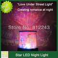 Light Lover - Star Master Night Light for Home Table Lamp LED Night Lamp for kids Star Sky Projector Gifts for Christmas D18007