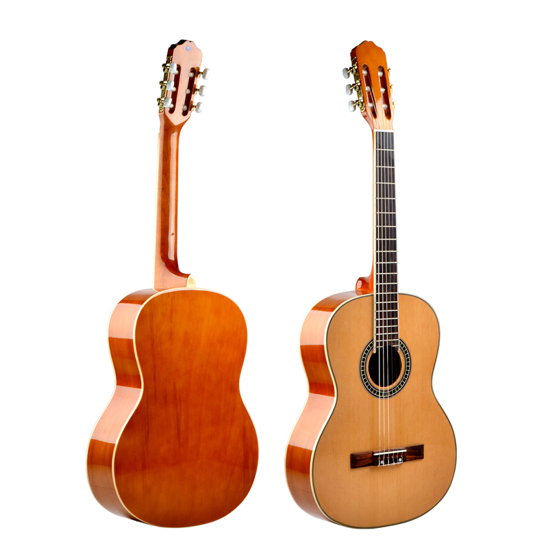 The Rose 36 39 Classical Guitar 6 Strings Guitarra Top Quality Rosewood Poplar Professional suit for Beginner CG31-36The Rose 36 39 Classical Guitar 6 Strings Guitarra Top Quality Rosewood Poplar Professional suit for Beginner CG31-36