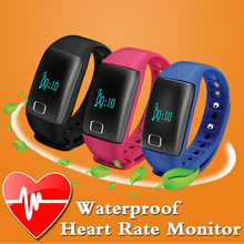 Health Sport Bluetooth Smart Watch Clock Connected Smartwatch Heart Rate Monitor Waterproof For iphone And Android + 2 Strap