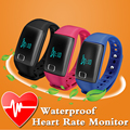 Esporte bluetooth smart watch relógio conectado smartwatch relógio de fitness monitor de freqüência cardíaca à prova d' água para iphone e android ios