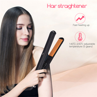 Fast Warm up Thermal Performance Professional Hair Straightener Chapinha Straightening Irons 2.5M 360 Degree Swivel Power Cord