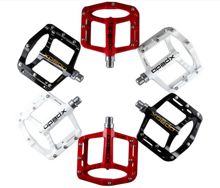 Wellgo XPEDO SPRY XMX24MC Magnesium MTB Bike White Bicycle Pedals 243g 5Colors