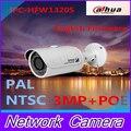 Original DahuaHFW1320S Replaced HFW4300S P1080P gun waterproof network camera 3MP IR ip camera cctv camera support POE HFW4300S