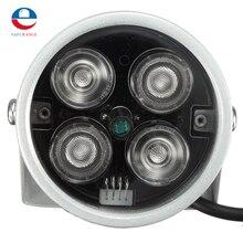 Hot Sale DC 12V 2A CCTV4 Array IR Led Illumination Light CCTV Waterproof IR Infrared Night Vision For Surveillance Camera