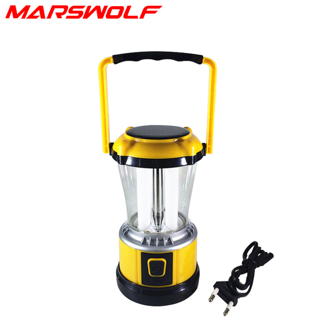 Led portable c&ing l& solar/battery/AC charging power supply night lantern for outdoor  sc 1 st  AliExpress.com & Led portable camping lamp solar/battery/AC charging power supply ...