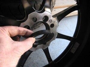Image 4 - 73.1 66.1mm 20 pcs 블랙 플라스틱 휠 허브 중심 링 사용자 정의 크기 사용할 수있는 휠 림 부품 액세서리 도매 무료 배송