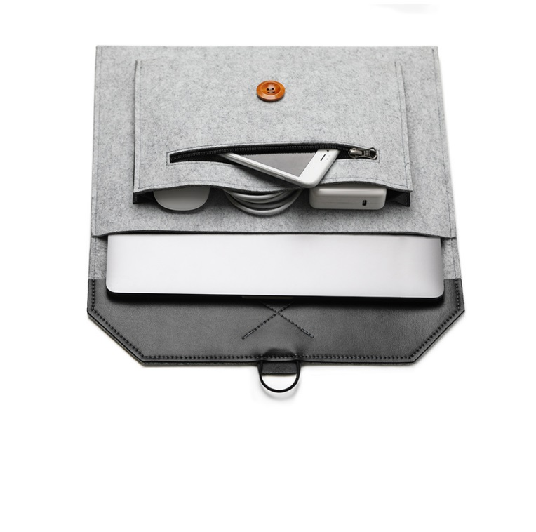 Protective Sleeve Bag For <font><b>Xiaomi</b></font> <font><b>Mi</b></font> <font><b>Notebook</b></font> <font><b>Pro</b></font> <font><b>15.6</b></font> Air 13 Soft 13.3 Inch Laptop Cover Case For Book 2 Surface <font><b>Pro</b></font> 6 12.3 image