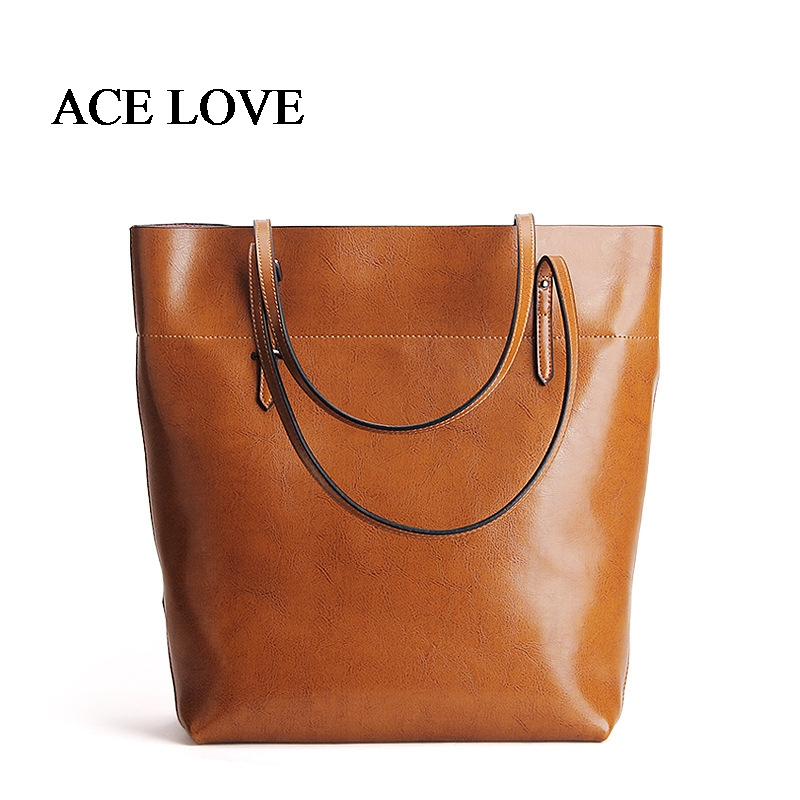 Luxury Brand Designer 2017 Women Real Cow Leather Casual Shoulder bag Female Handbags Large Capacity Woman Office Crossbody bags