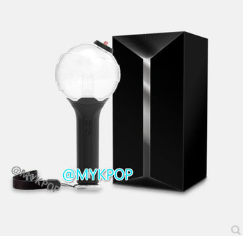 [MYKPOP]  ~100% OFFICIAL ORIGINAL~ KPOP BOYS Light Stick Ver. 3  With Bluetooth Concert Fans Collection SA19062102