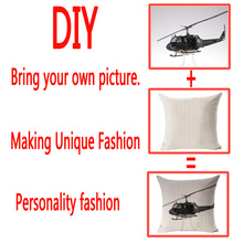 DIY New Design Picture here Print, Pet ,wedding personal life photos customize gift home cushion cover pillowcase Pillow