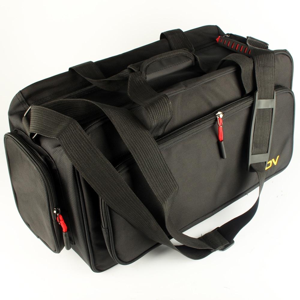 PorHD Professional HDV Bag Video Camera Camcorder DV Bag For Panasonic HC-MDH2GK-K AG-DVX200MC AG-UX180MC AG-UX90MC HC-MDH2GK