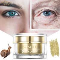 24 k Gold Essenz Schnecke Creme Anti Aging Anti Falten Gesicht Creme Reparatur Straffende Haut Hyaluronsäure Feuchtigkeitsspendende Bleaching Creme
