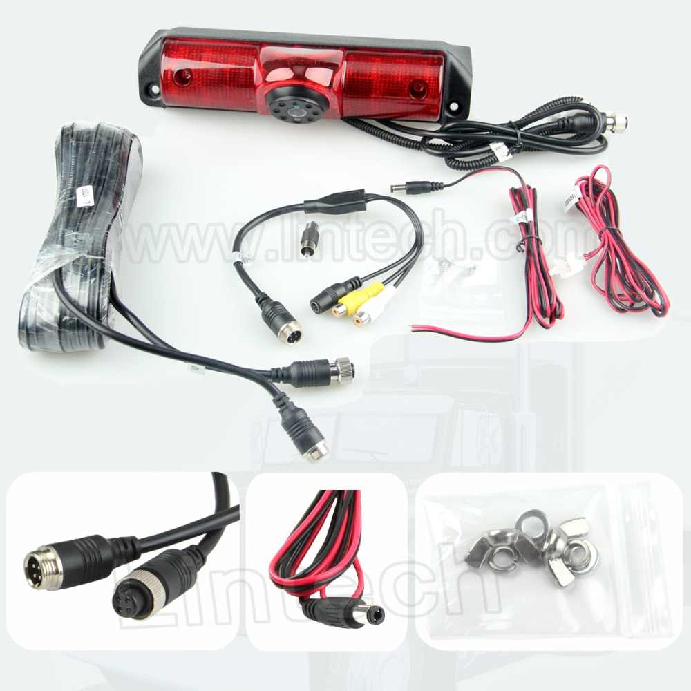 small resolution of  with 7 mirror monitor sony ccd car rearview brake light camera for chevrolet express gmc