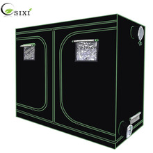Crescer tenda para indoor hidroponia estufa planta iluminação barracas 240*120*200cm tenda crescer caixa