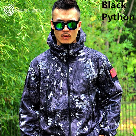 Black Python_