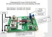 Unidirectional Acs770lcb 100u Acs770lcb 100 Acs770lcb Acs770 DC Module Over Current Protection Function Rang 0a 50a