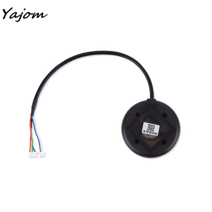 Free For Shipping  6M Precision GPS Module Compass for OCDAY APM Flight Controller Brand New High May 16 free shipping outdoor tools tourism supplies compass camouflage oil precision