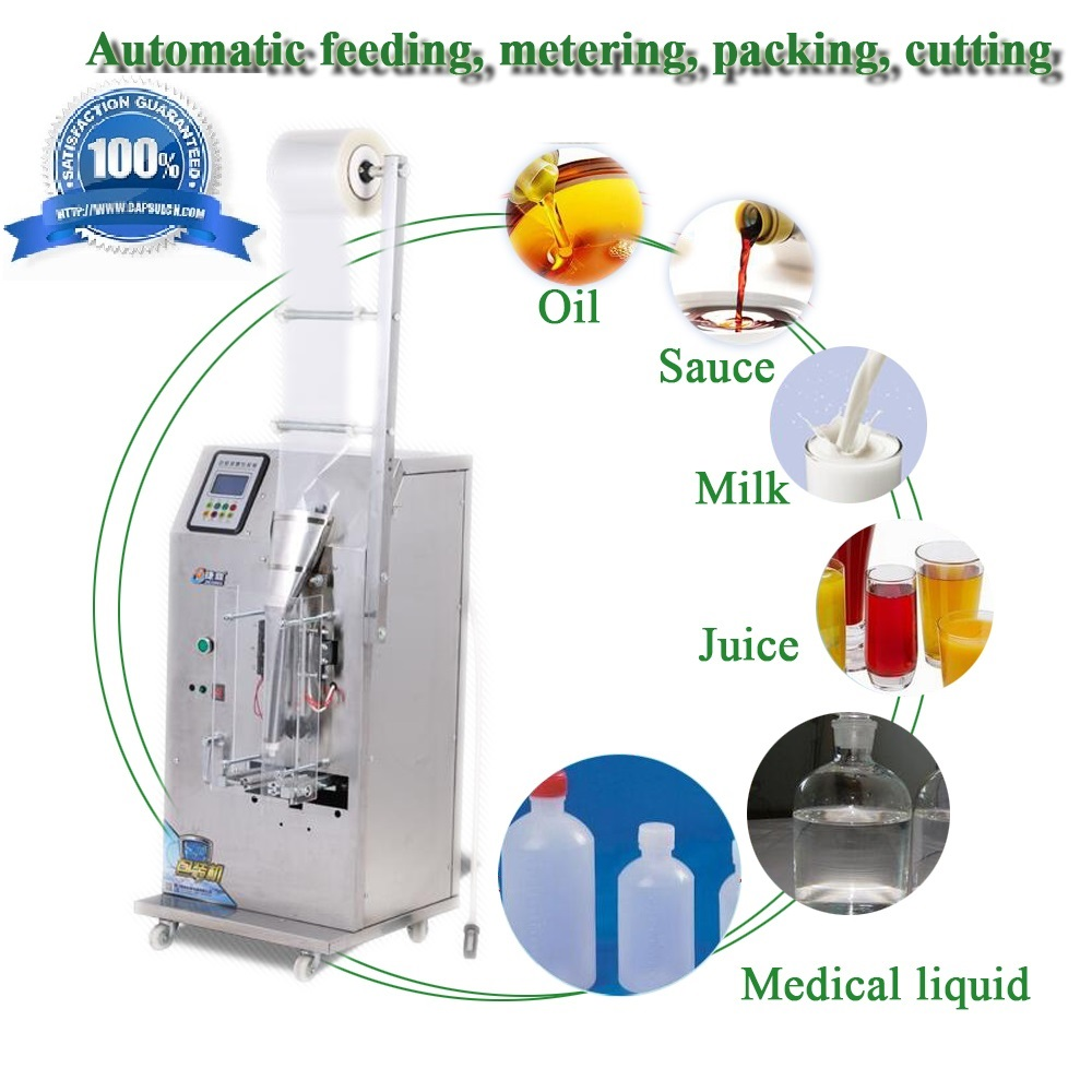 New high quality 3-120ml Sachet Water Y-202 Auto Liquid Packing Machine Filling Sealing Machine garda decor набор подарочный с ароматом лимонника и имбиря