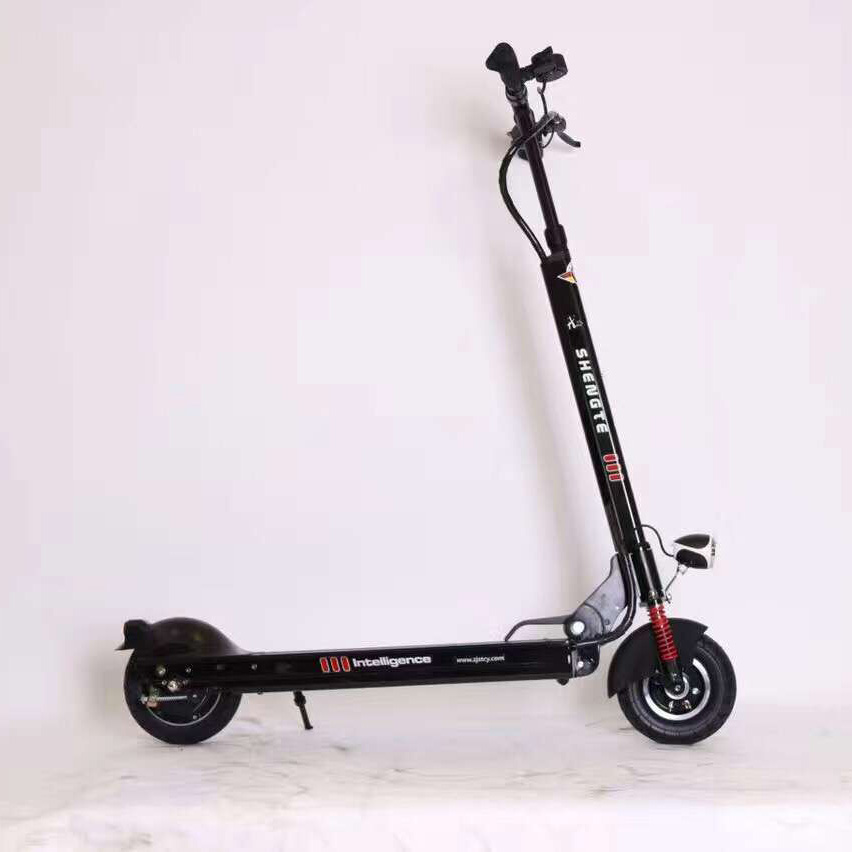 2017 Shengte 36V 21A Two Wheel Electric Scooter colorful long mileage E-Scooter цена 2017