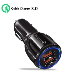 Car USB Charger Quick Charge 3.0 2.0 Mobile Phone Charger For Citroen C5 C3 C4 Picasso Xsara Berlingo Saxo C2 C1 C4L DS3 Xantia