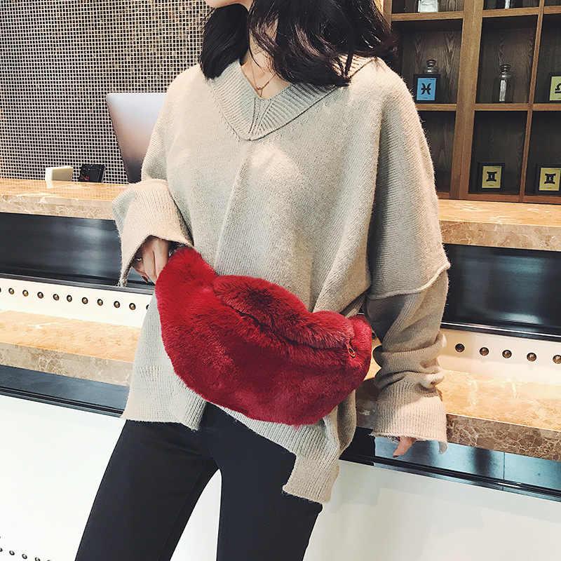 8517d0e70d Girl school bag Women s Fanny shoulder Waist Pack Chest belt Messenger bags  for women 2018 fashion