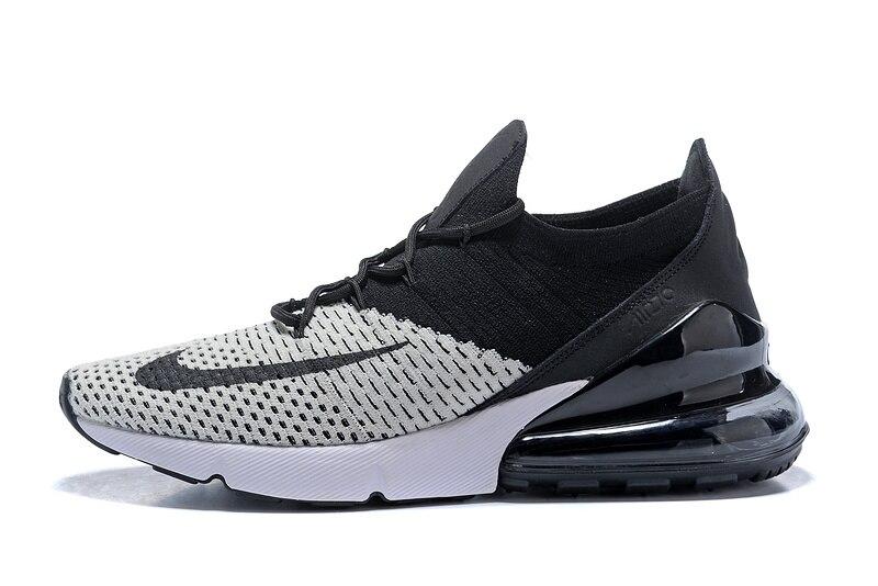 Original Nouveau Authentique Nike Air Max 270 Femmes chaussures de marche confortables de Sport baskets d'extérieur AH8050 Nike Airmax 270