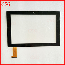 Nueva 10.1 pulgadas Táctil Digitalizador Pantalla Del Panel de vidrio Para Irbis TW77 WJ907-FPC V3.0 Tablet PC