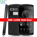Iman victor fdd octa core lector de huella dactilar smartphone de 5.0 pulgadas MT6755 LTE 4 GB + 64 GB Android 6.0 FHD 13.0MP OTG A Prueba de agua 4800 mAh