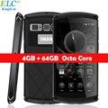 Iman victor smartphones octa núcleo de impressão digital id 5.0 polegada fdd LTE 4 GB + 64 GB MT6755 Android 6.0 FHD OTG 13.0MP CÂMERA À Prova D' Água 4800 mAh