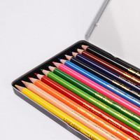 12 colour color pencils High end gift box Oily colour pencil drawing pencil set for student school&office school supplies