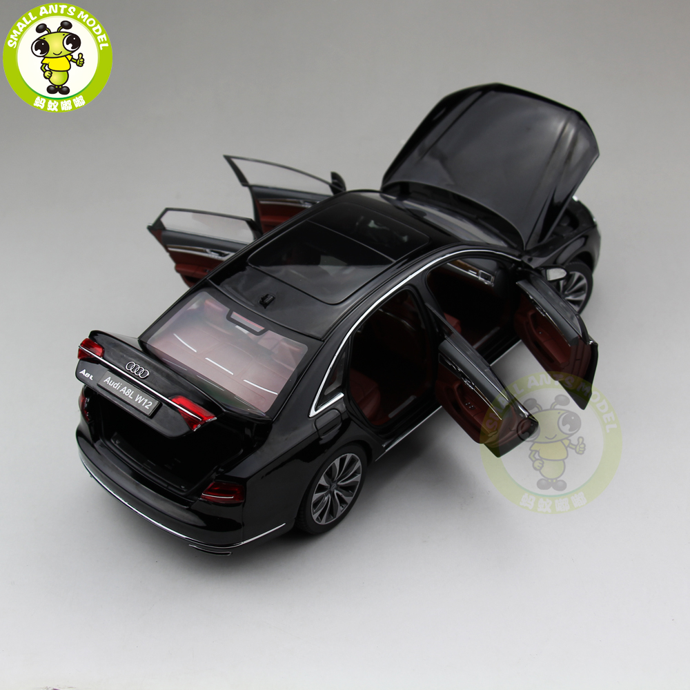 Superbe 1/18 Audi A8L W12 2014 Diecast Metal Model Car Toy Kyosho 09232 Gift Hobby  Collection Black In Diecasts U0026 Toy Vehicles From Toys U0026 Hobbies On  Aliexpress.com ...