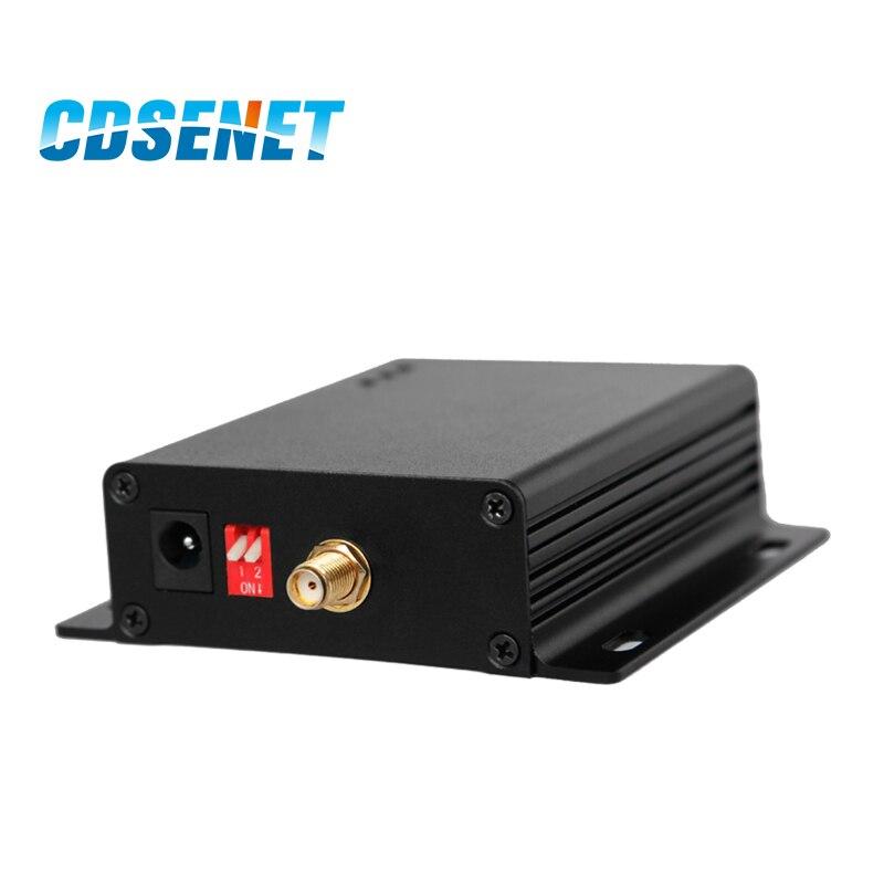 433 МГц RS232 RS485 беспроводной приемопередатчик CDSENET E62-DTU-433D30 30dBm 3 км полный дуплекс Дальний диапазон 433 МГц FHSS rf модуль