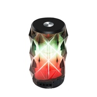 LED portable Bluetooth Speaker Mini wireless Handsfree Call BT speakers Bass Audio Subwoofer Support USB TF AUX for Mp3 phone