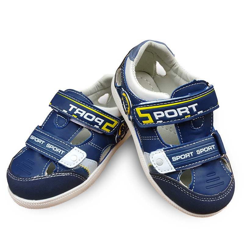 Summer 1pair PU fashion Boy Beach shoes soft Shoes Kid