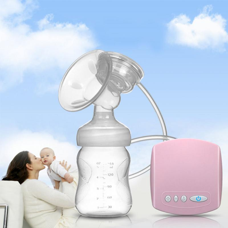 Miss baby Electric Breast Pump Natural Breast Suction Enlarger Kit Feeding Bottle Freestyle 2016 new baby electric breast pump safe material pp silica gel mother breast reliever capacity 140 ml baby nursing bottle