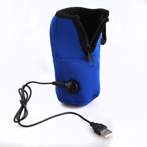 SCYL DC 12V New Durable cover Bags Portable Thermal Kids Feeding Bottle Warmers Cover car Heater