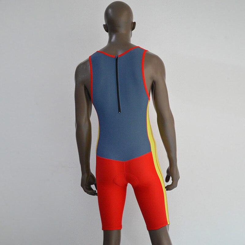 Job  one piece  men's swimwear peofessional Ironman triathlon suit trisuit training cycling running swimming  mens tri suit