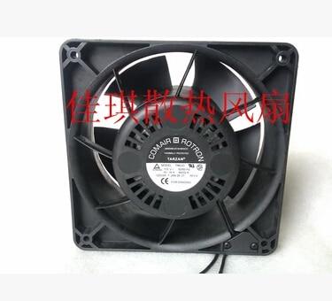 The original Viacom Lawton TNE2C 115VCOMAIR 176*176*80 48/59W large air flow cooling fan high quality 48v 1 0a ffb1348ehe roo 12038 large air flow frequency converter cooling fan delta