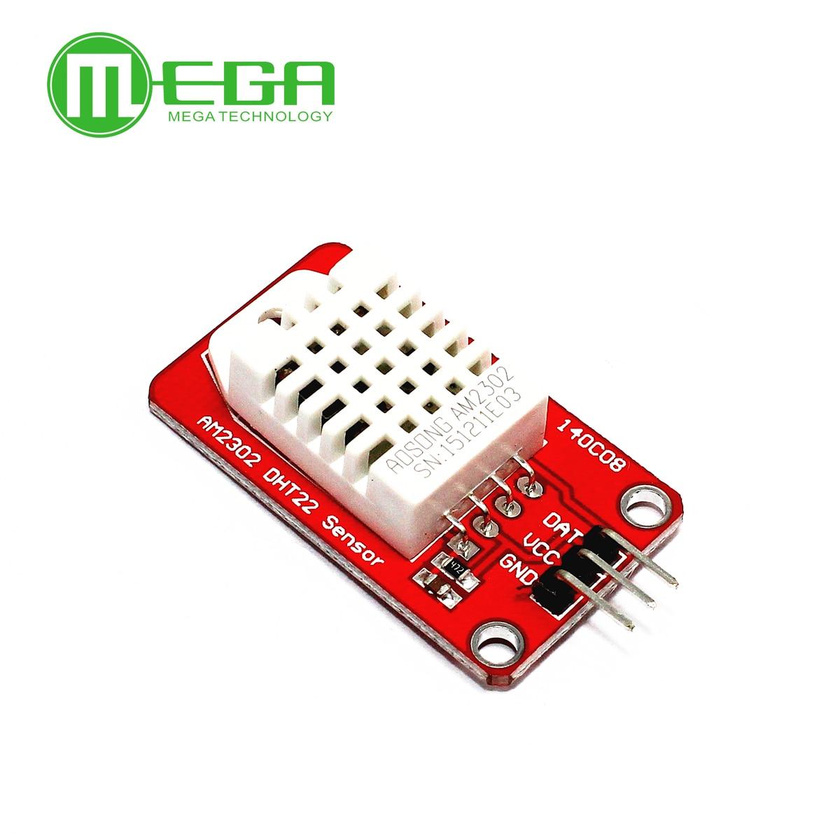 High Precision AM2302 DHT22 Digital Temperature & Humidity Sensor Module For Uno R3